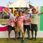 Ấn tượng Color Me Run 2014 – Vượt ngoài mong đợi