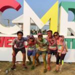 Tuyệt vời Color Me Run 2015 TP.HCM – Thoả mãn đam mê