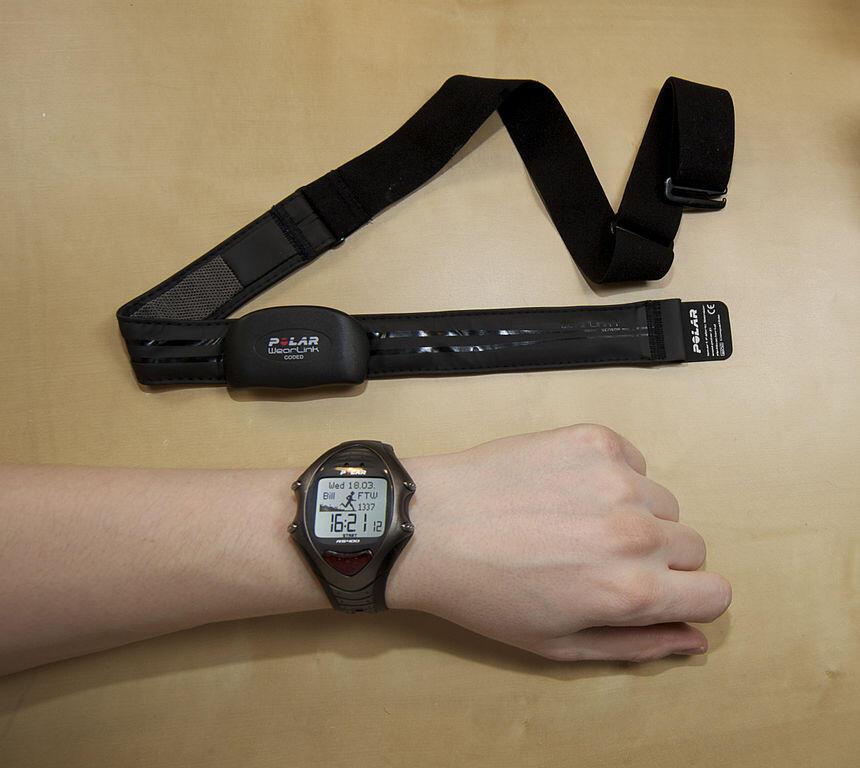 Thiết bị đo nhịp tim