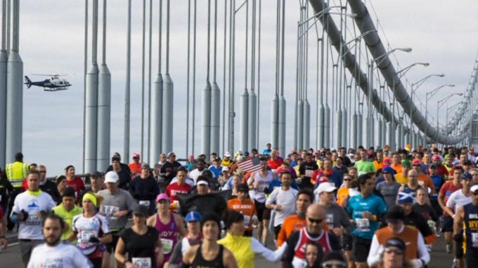 New York Marathon - Một trong những giải chạy mơ ước của mình