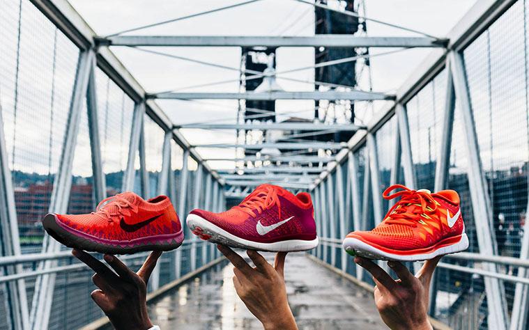 Bộ sưu tập Nike Free 2014