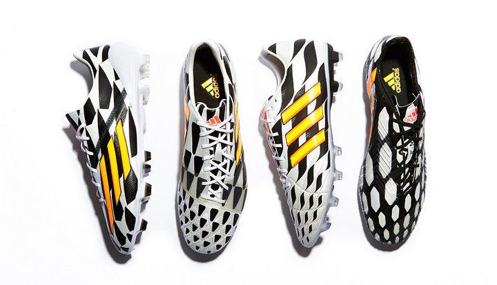 Bộ tứ Battle Pack của Adidas tại World Cup năm nay