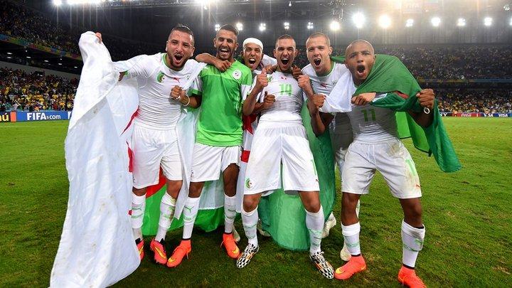 Algeria đoạt vé vào vòng trong, hất cẳng Nga khỏi World Cup. Ảnh: FIFA