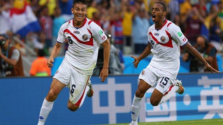 Costa Rica là bất ngờ lớn nhất tại giải năm nay