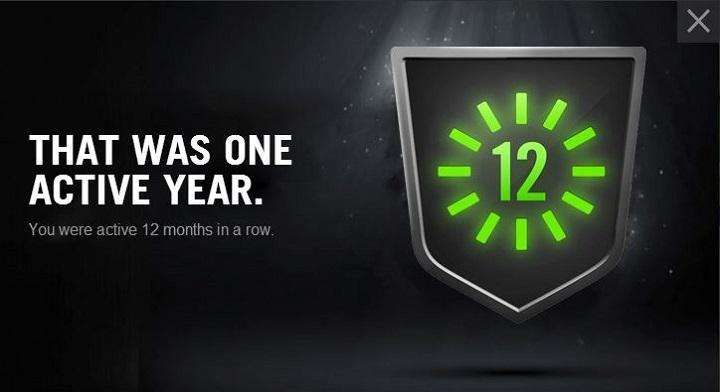 Một năm chạy bộ