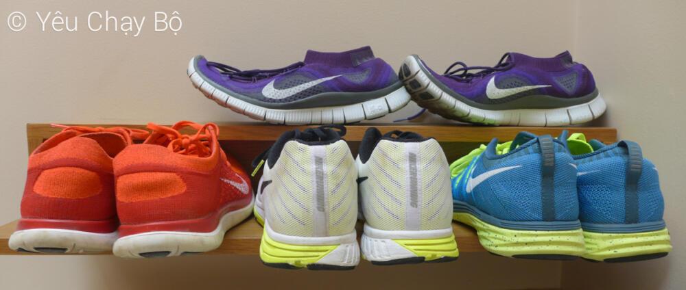 Nike Zoom Fly bên cạnh anh em nhà Flyknit