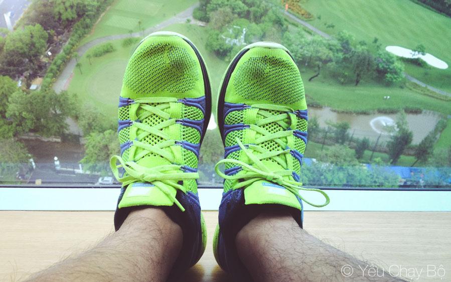Nike Flyknit Lunar 2 du ngoạn Indonesia