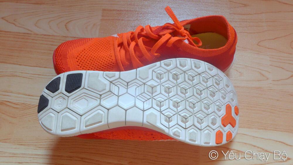 Đế giày Nike Free Flyknit 4.0