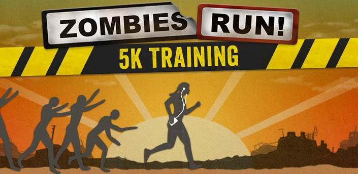 Zombies Run 5K Training