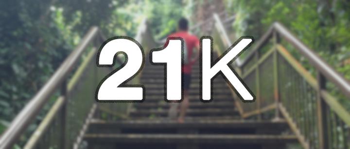 Nhìn lại chặng đường tập luyện chinh phục 21K