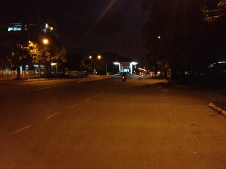 Cổng khu chế xuất Tân Thuận
