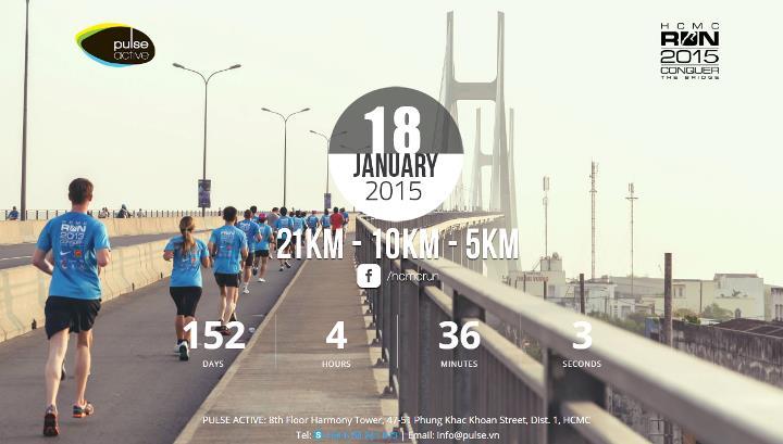 HCMC Run 2015