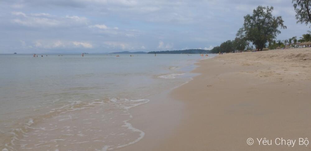 Bãi dài Phú Quốc hoang sơ và yên bình