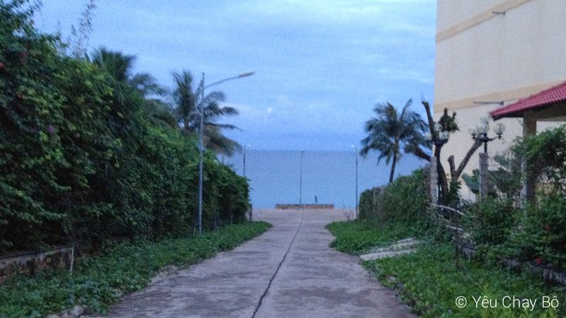 [03/11/2014] Dạo biển Phú Quốc sáng sớm