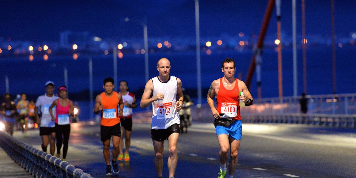 Manulife DaNang International Marathon 2017