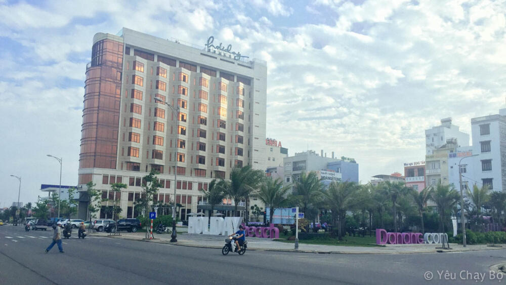 Holiday Beach Hotel - tháng 3/2015