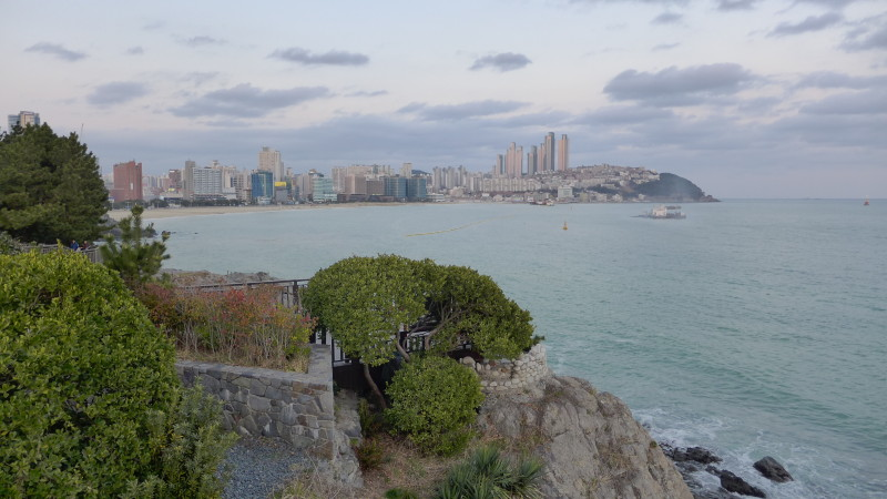 Thêm tấm hình nữa, Busan đẹp quá