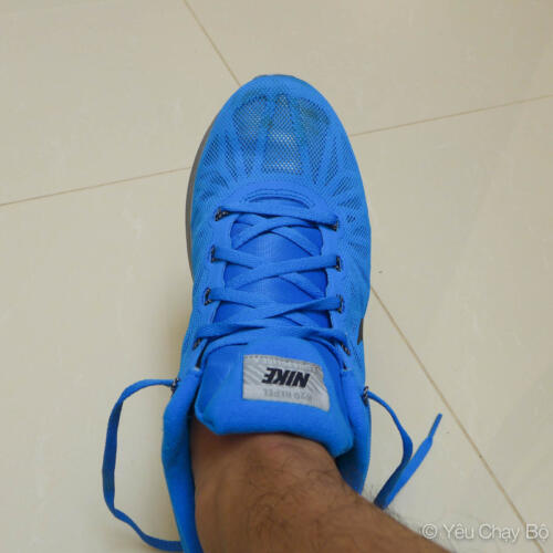 Nike LunarGlide 6 trên chân
