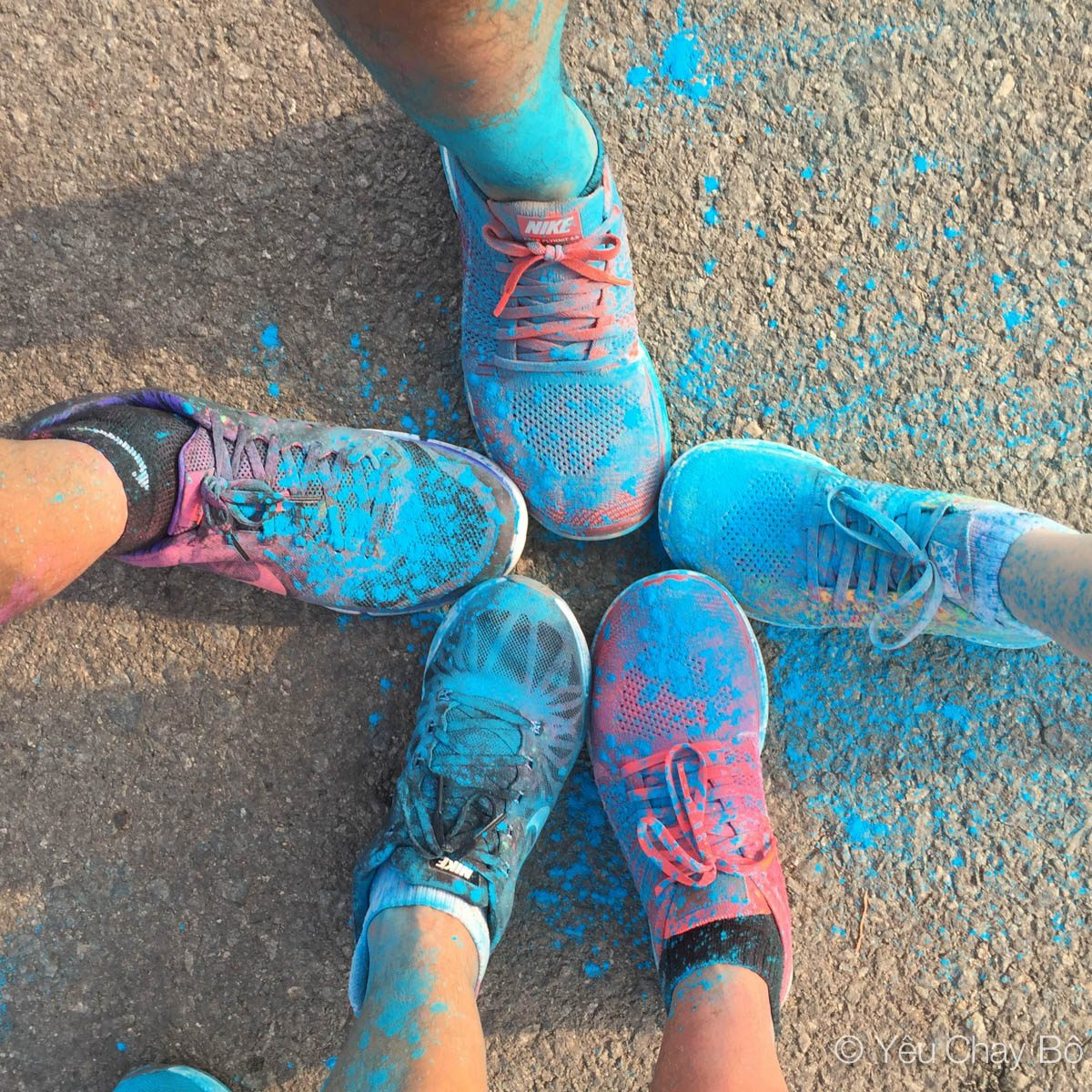 Color Me Run 2018 – TP.HCM