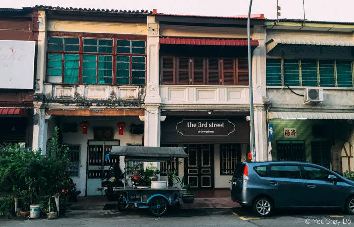The 3rd Street - Căn hộ mình thuê ở George Town, Penang qua dịch vụ AirBnB