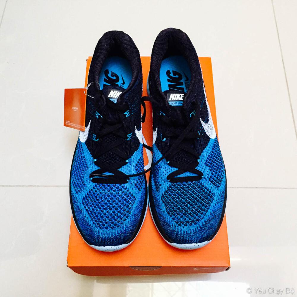 Nike Flyknit Lunar 3 - Phối màu quá hấp dẫn, quá lôi cuốn