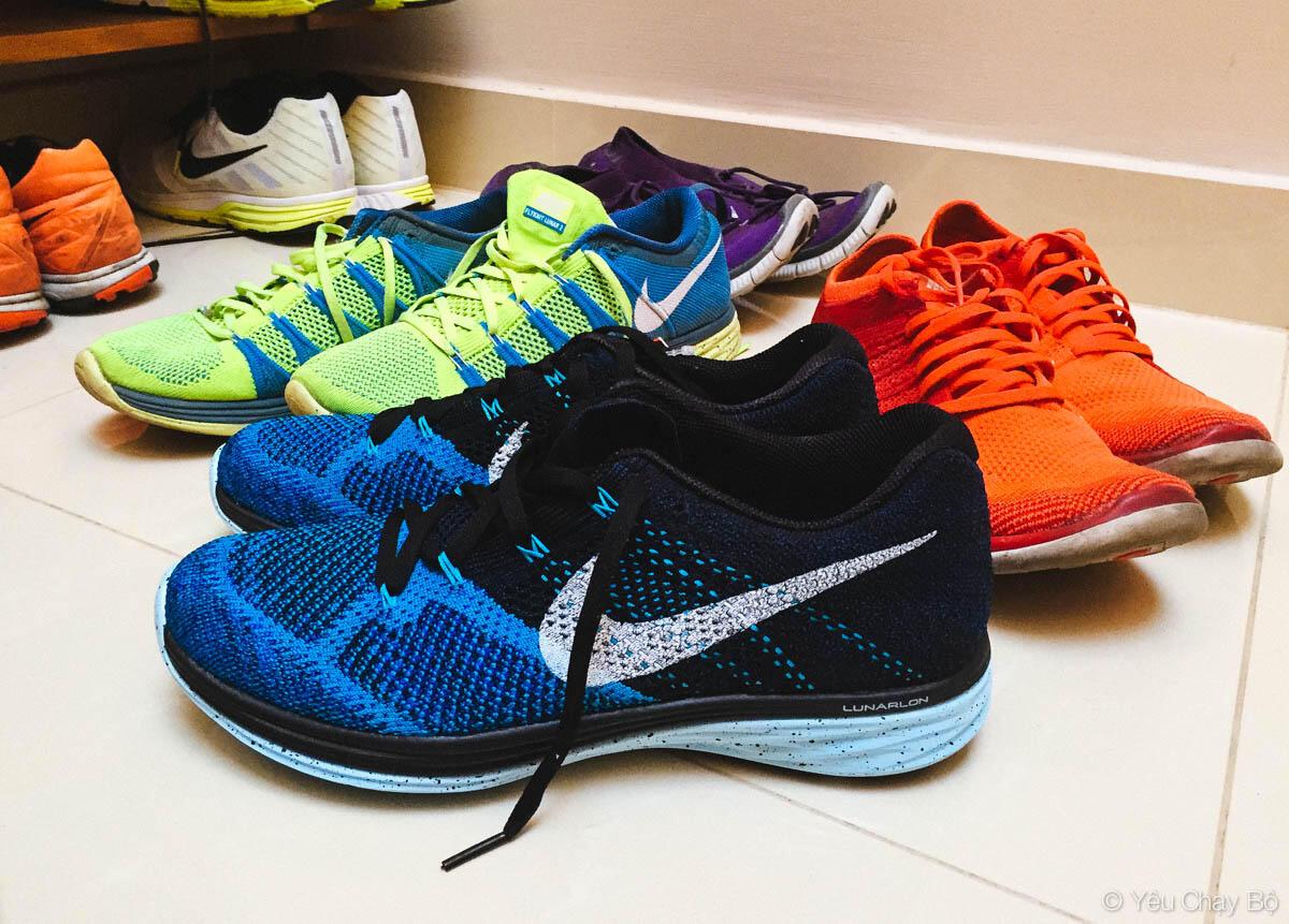 Lợi ích của việc kết hợp nhiều loại giày chạy bộ khác nhau trong tập luyện