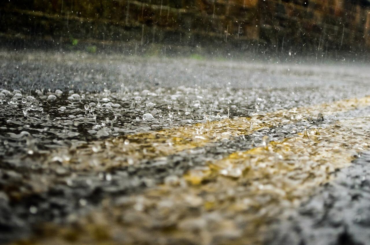 Mùa mưa tới: thay đổi để thích nghi và tập luyện tốt hơn