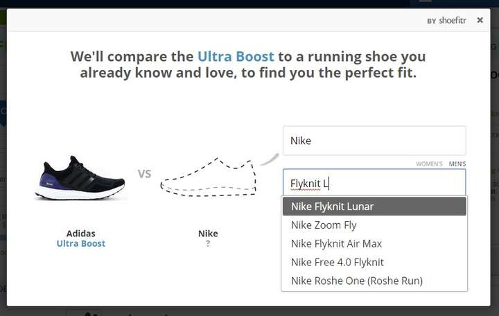 Mình chọn Nike Flyknit Lunar