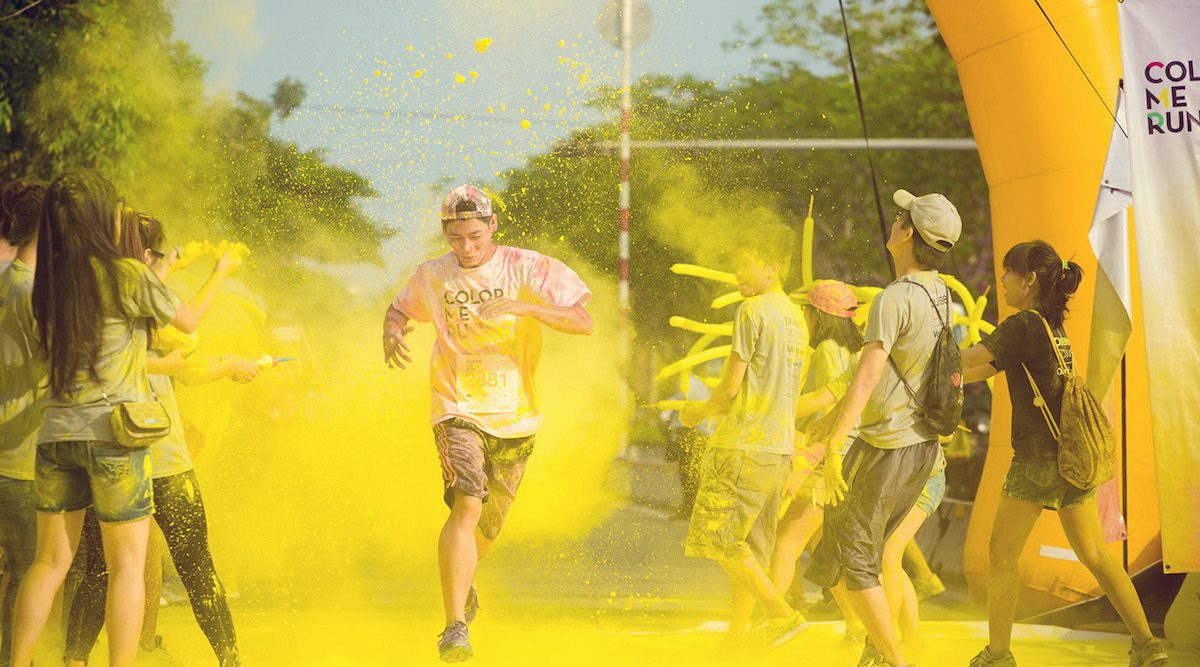Color Me Run 2017 – Hà Nội