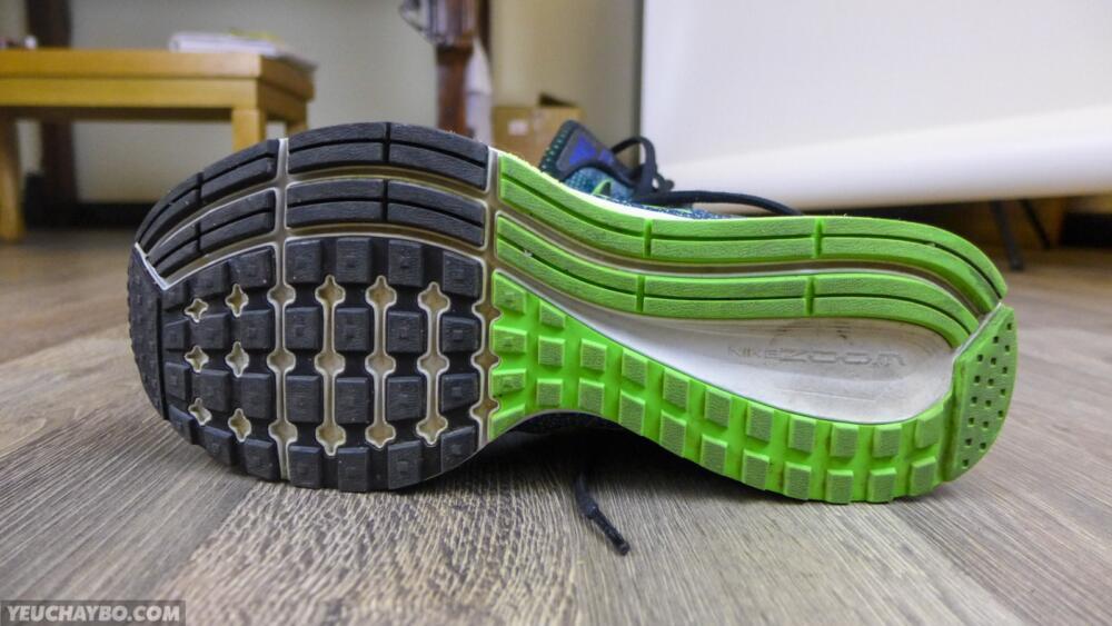 Đế giày Nike Pegasus 32