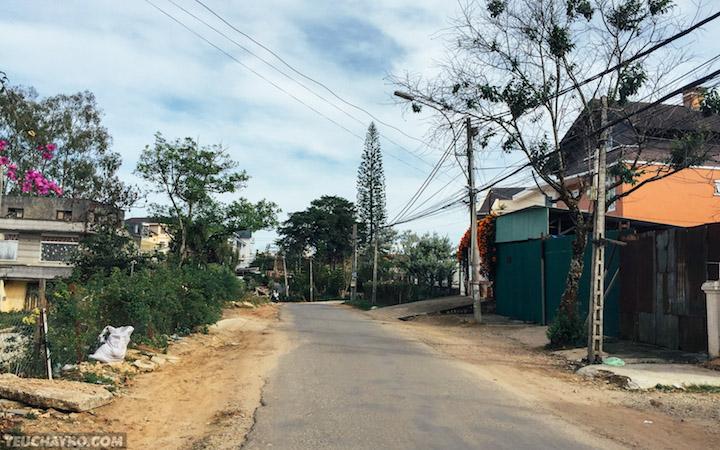 đường Trần Bình Trọng