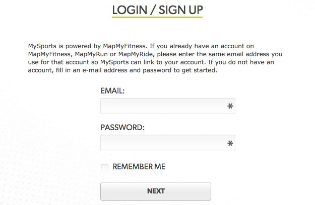 Đăng nhập nếu bạn đã có tài khoản trước đây hoặc tạo tài khoản mới