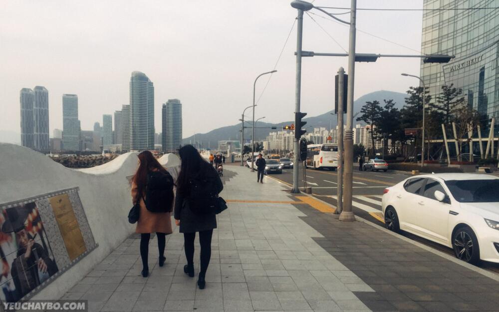 Các em gái Hàn Quốc