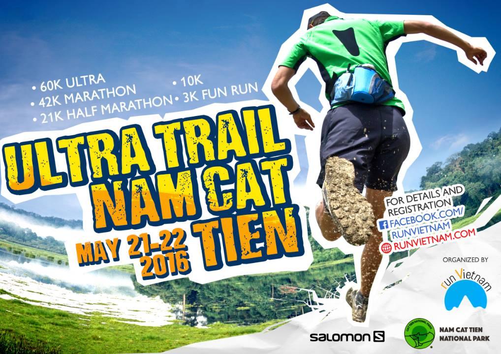 Nam Cat Tien Vietnam  city pictures gallery : Sự kiện: Ultra Trail Nam Cat Tien 2016 • Yêu Chạy Bộ