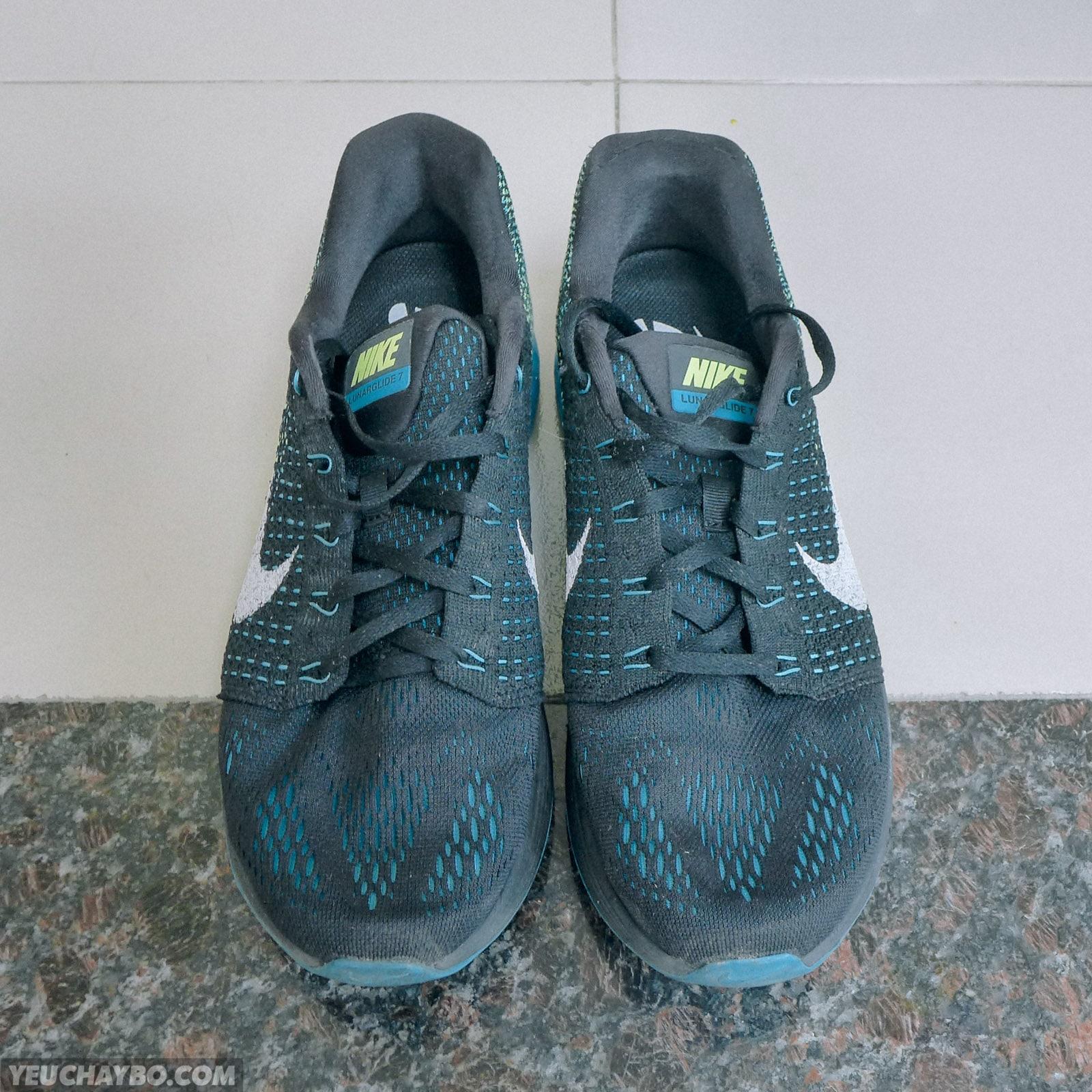 5cdbc3de9038d Đánh giá Nike LunarGlide 7 - Đáp ứng sự kỳ vọng • Trang 4 trên 4 ...