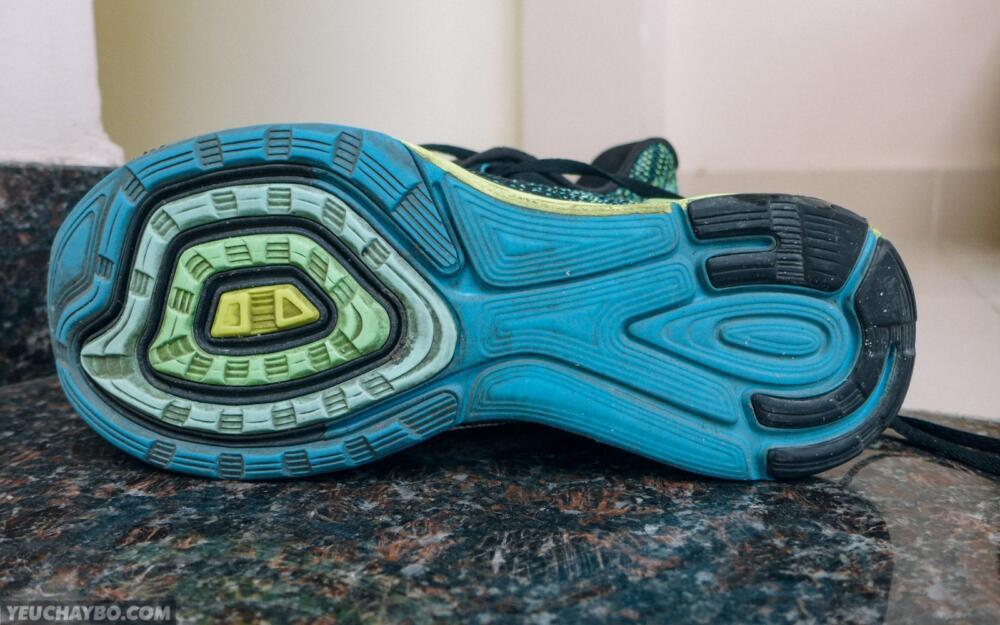 Đế giày Nike LunarGlide 7