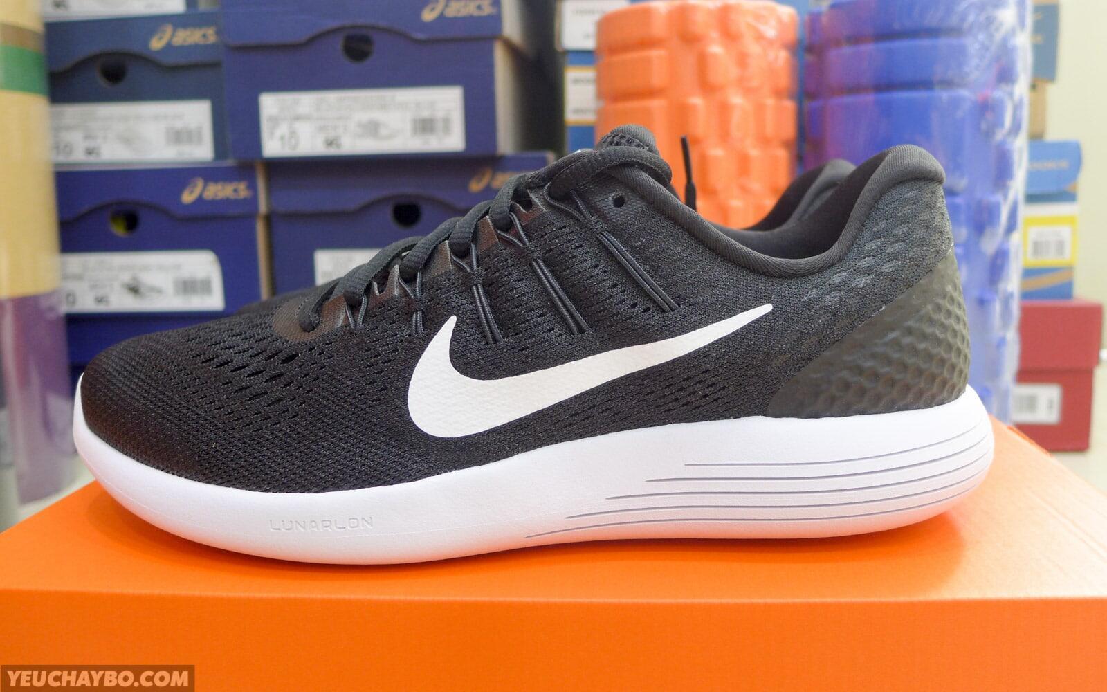 Trên chân Nike LunarGlide 8 – [Phần 1] Gọn gàng hơn, ôm chân hơn