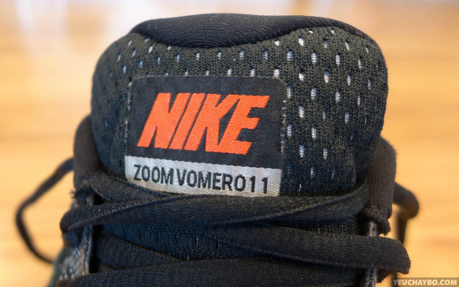 Đánh giá Nike Air Zoom Vomero 11 – Êm chân, chắc chắn