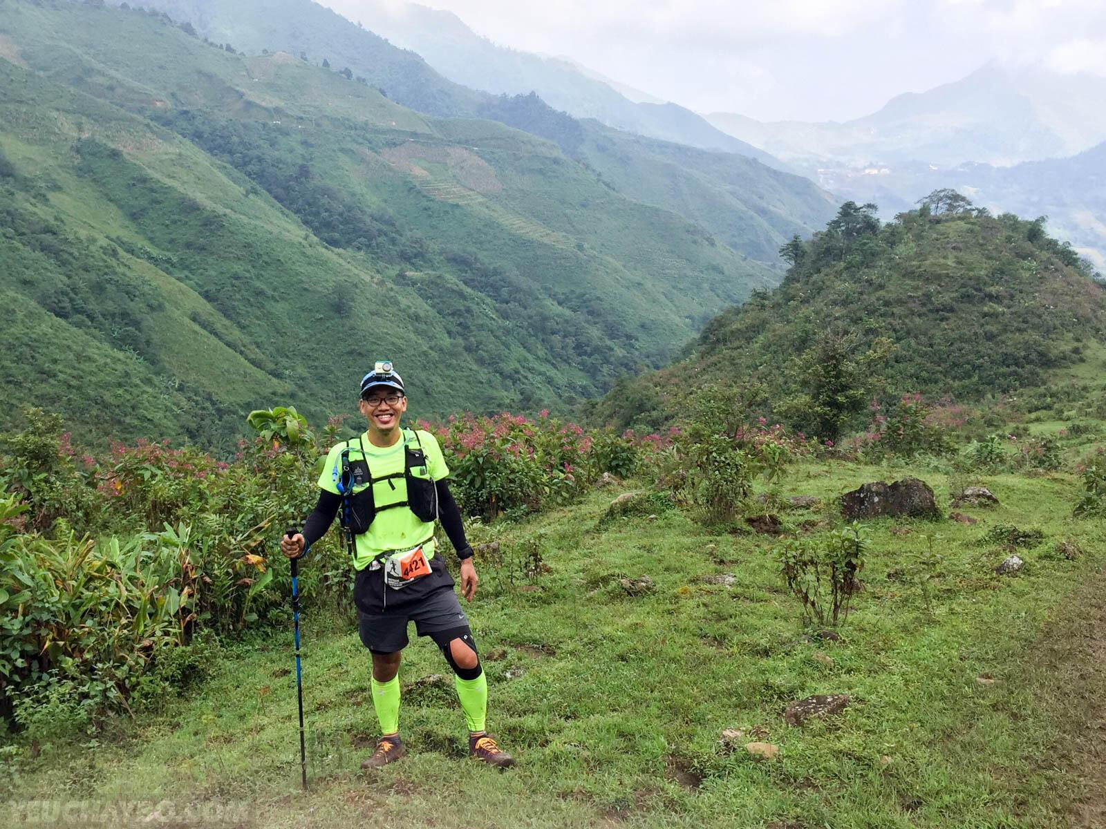 Những bài học kinh nghiệm chạy trail địa hình đúc kết từ VMM 2017