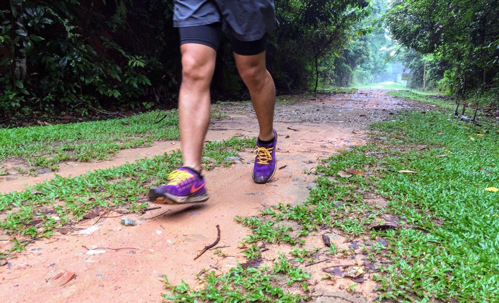 [HIM 2017] Tuần 2 – Chạy trail ở Singapore cùng vợ
