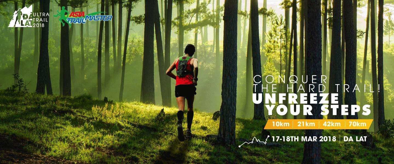 Dalat Ultra Trail 2018
