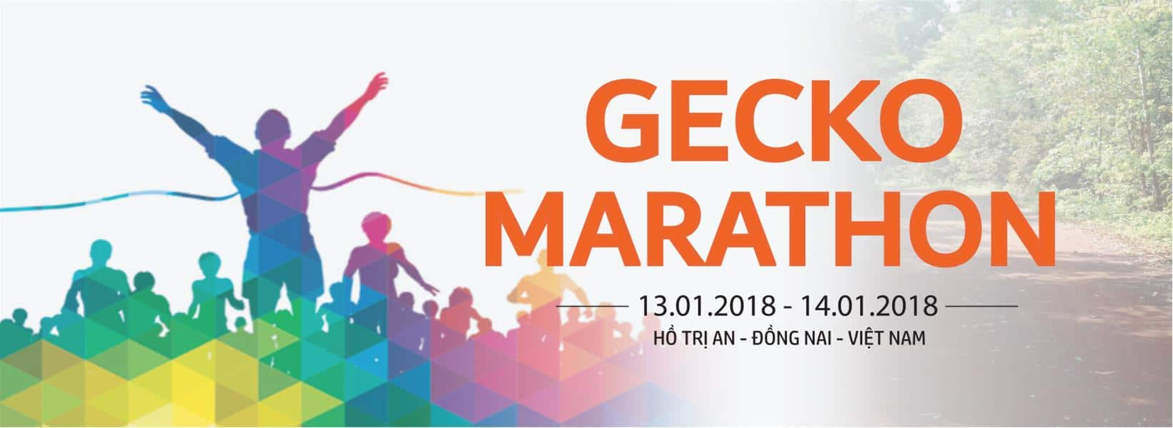 Gecko Mountain Marathon 2018