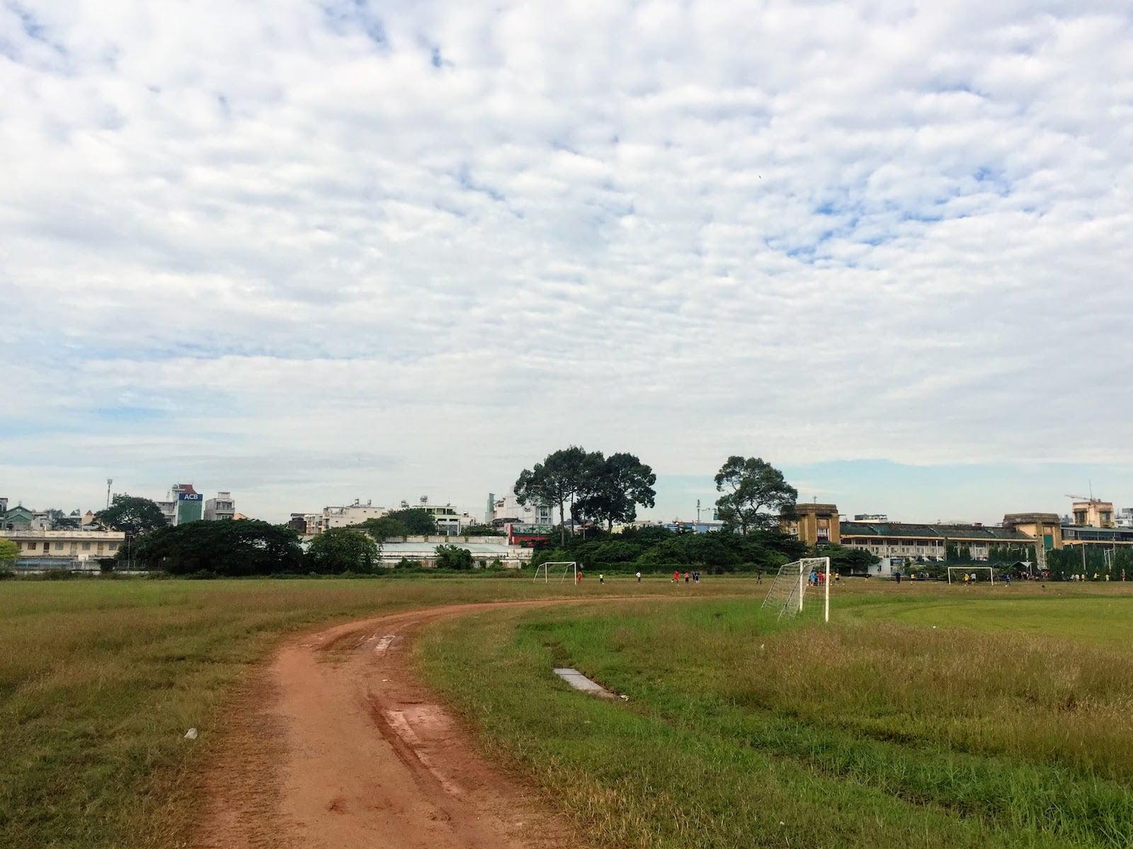[HCMC Marathon 2018] Lên giáo án tập luyện Marathon