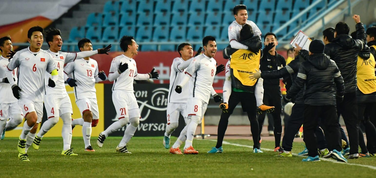 U23 Việt Nam vào chung kết giải Vô Địch Châu Á – Mơ giấc mơ lớn