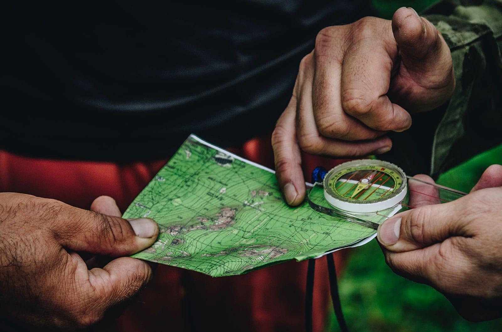 An toàn khi chạy trail địa hình, đi trekking: Coi chừng lạc đường!