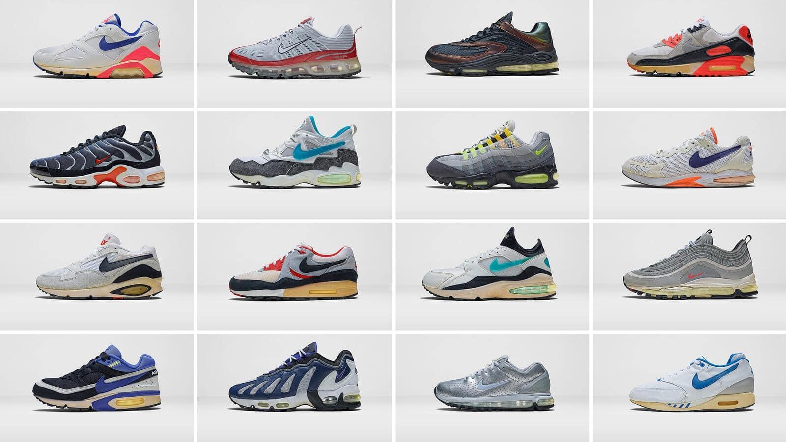Lịch sử phát triển công nghệ Nike AIR – Đột phá công nghệ hay trò lố marketing