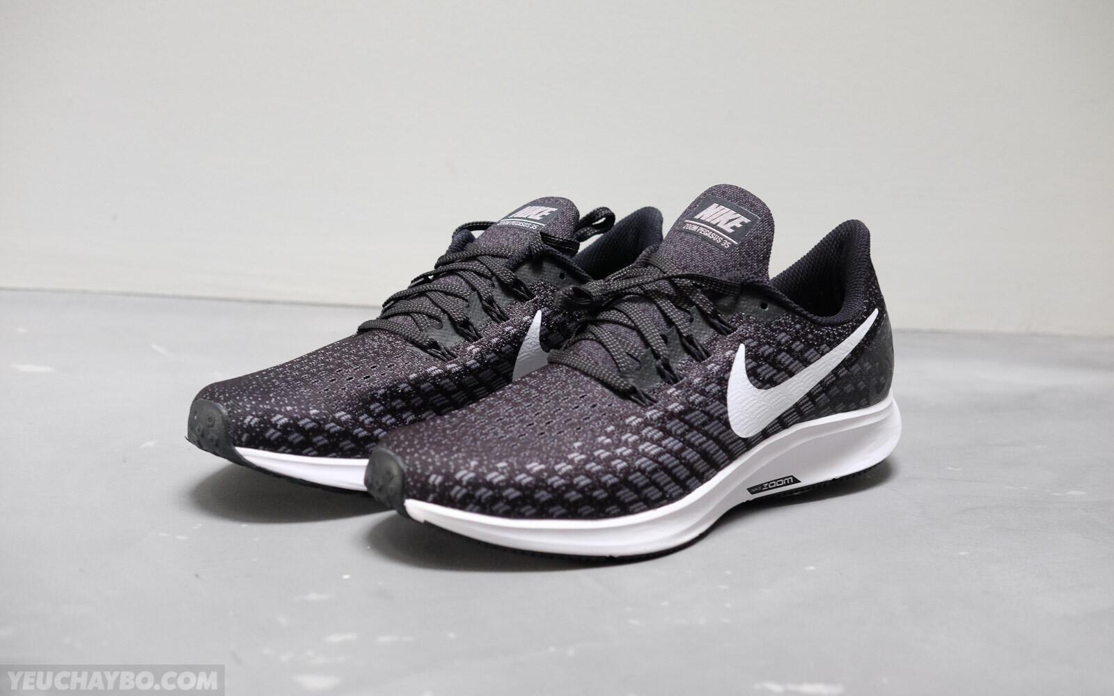 Nike Air Zoom Pegasus 35 có gì mới?
