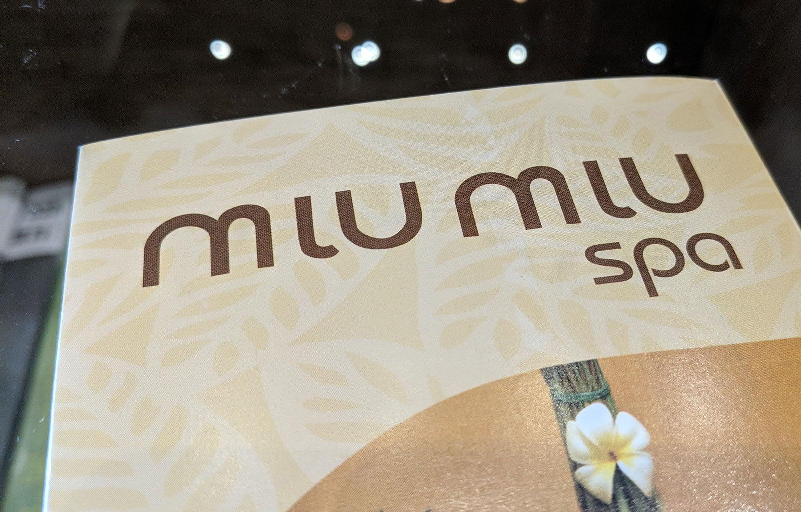 Trải nghiệm Massage Thái ở Miu Miu Spa – Trên cả tuyệt vời